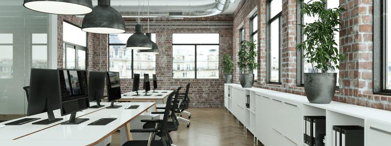 Beleuchtung für Ihr Büro