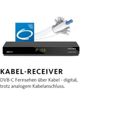 Kabel-Receiver