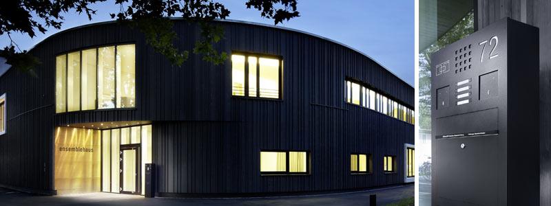 Siedle Ensemblehaus